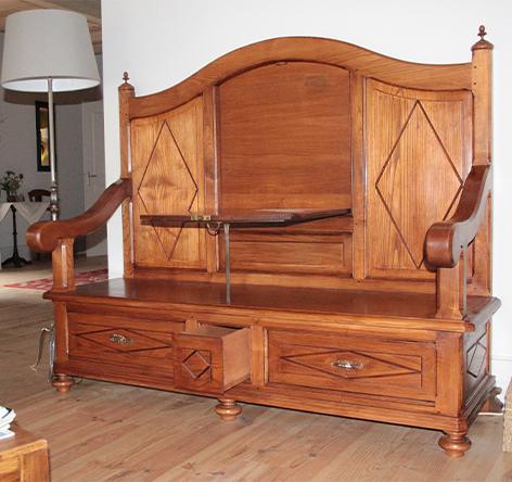 Ayçaguer Jean-Claude ébéniste fabrication et rénovation de meubles traditionnels