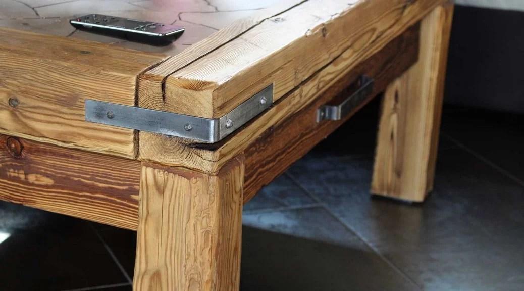le vieux bois quand la poutre se fait meuble menuiserie agencement gerard
