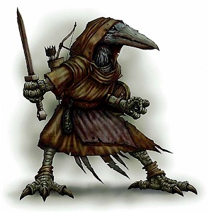 Image result for dnd kenku mimicry