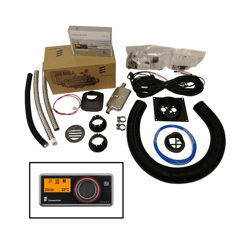 Eberspacher Airtronic S2D2L truck kit 24v