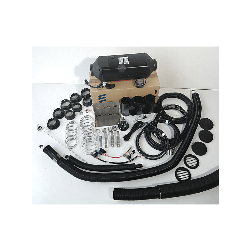 Eberspacher Airtronic D5 four outlet kit 12v