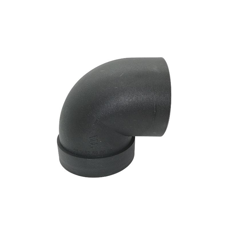Eberspacher 75mm 90 degrees bend