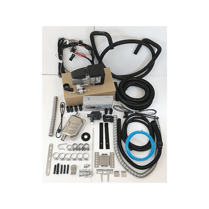 Eberspacher HS3CSD4E basic vehicle kit 12v