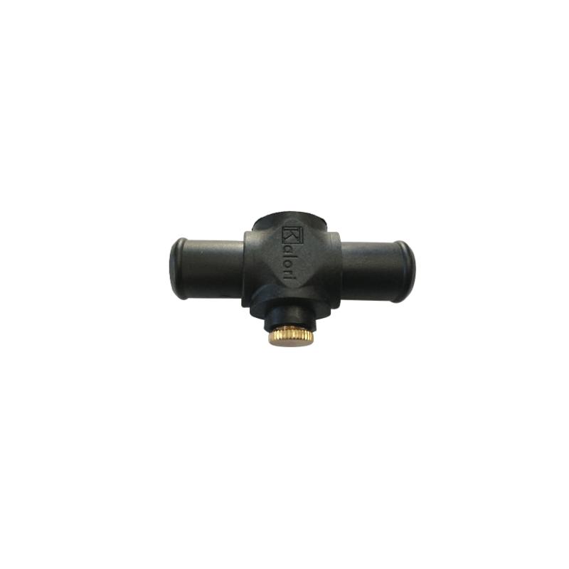 Eberspacher inline bleed valve 15mm