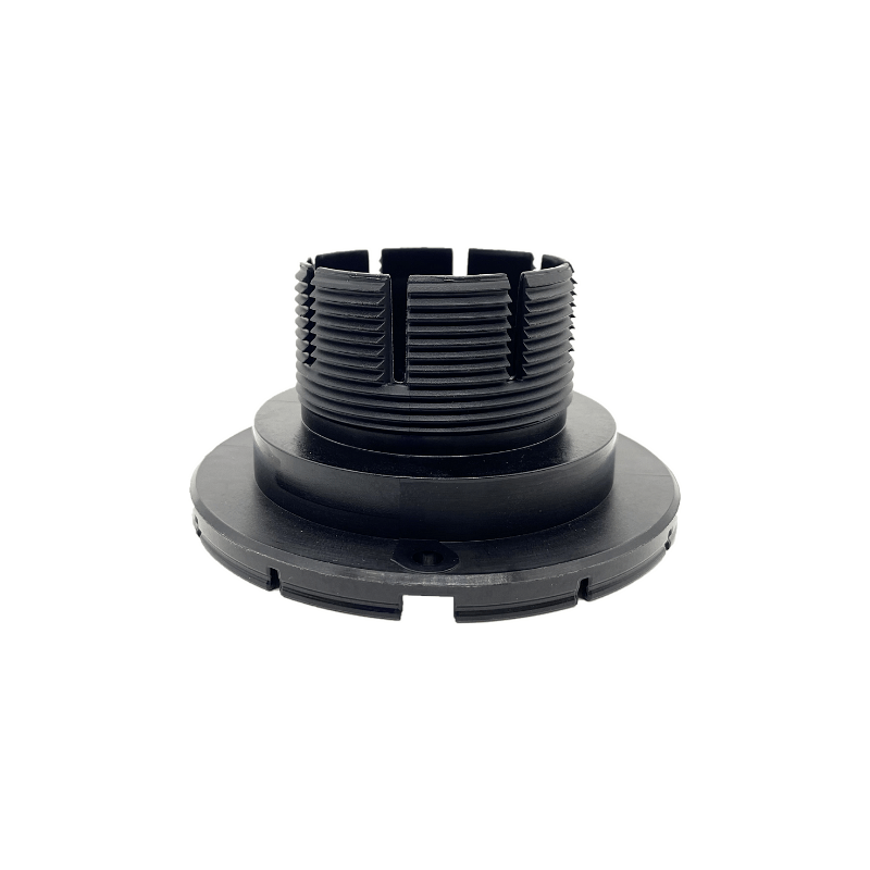 Eberspacher black outlet fitting 50mm