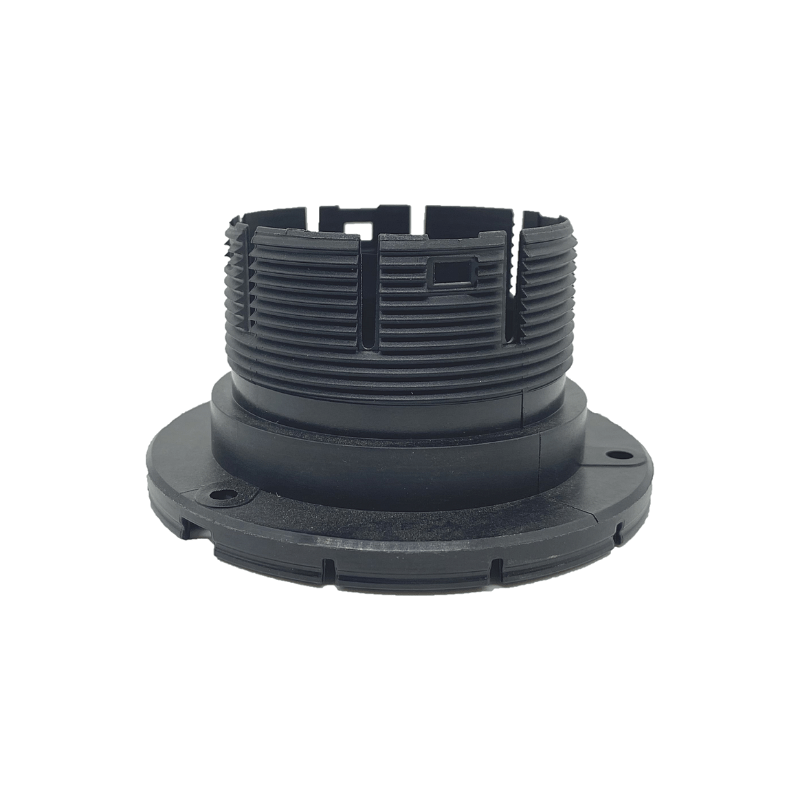 Eberspacher Black Outlet Fitting 60mm