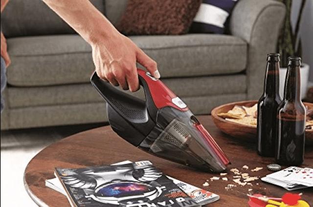 Best Cordless Handheld Vacuum Cleaners