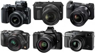 Various Camera Designs