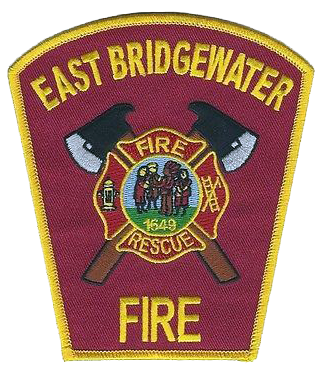 East Bridgewater Fire Department patch