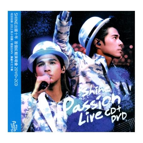 SHINE - Passion Live - EBIAS MUSIC EBIAS MUSIC