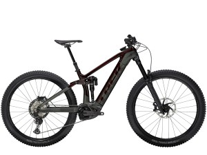 Trek Rail 9.8 XT Carbon Red Smoke