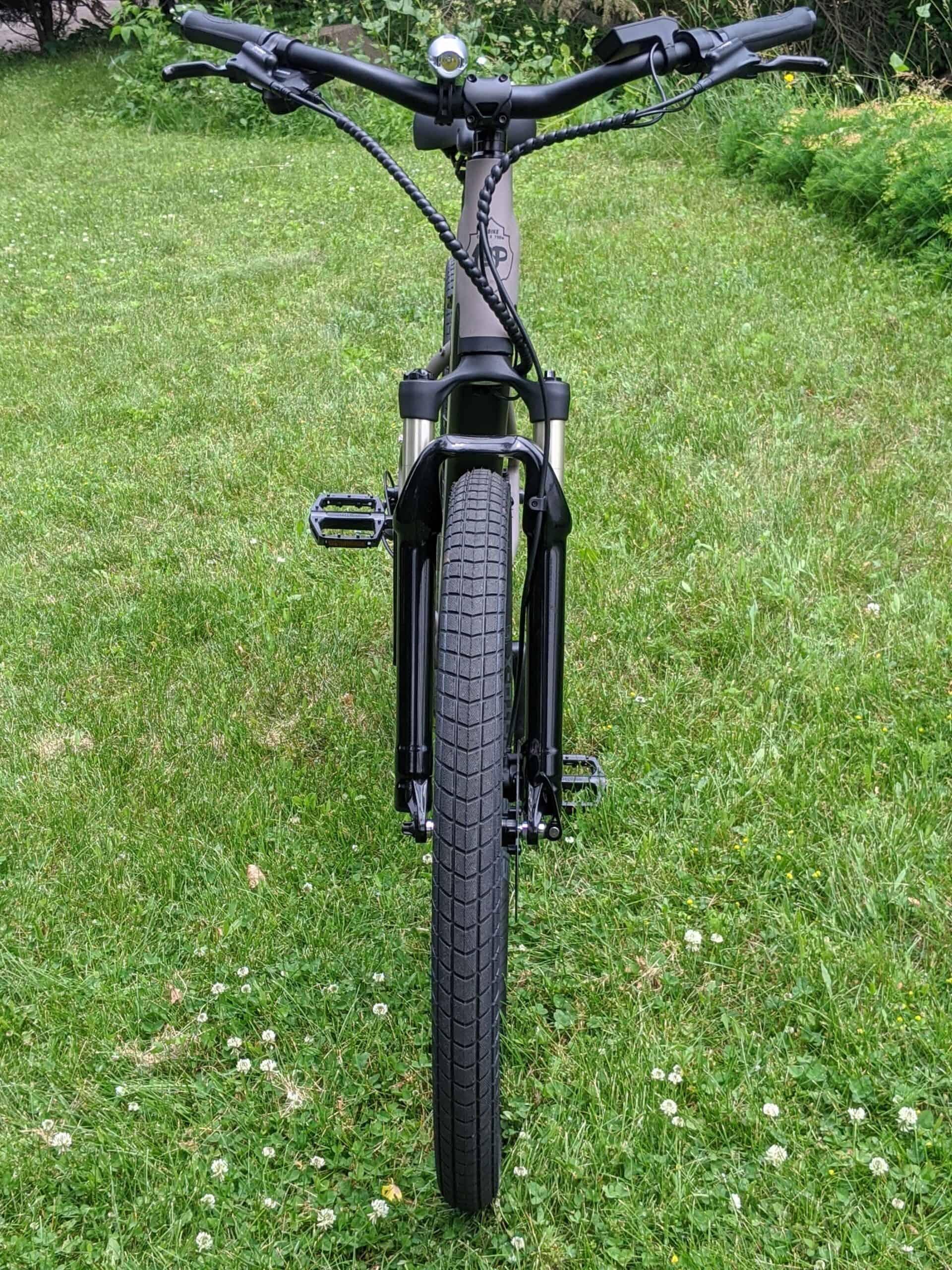 Ride1Up LMT'D Front