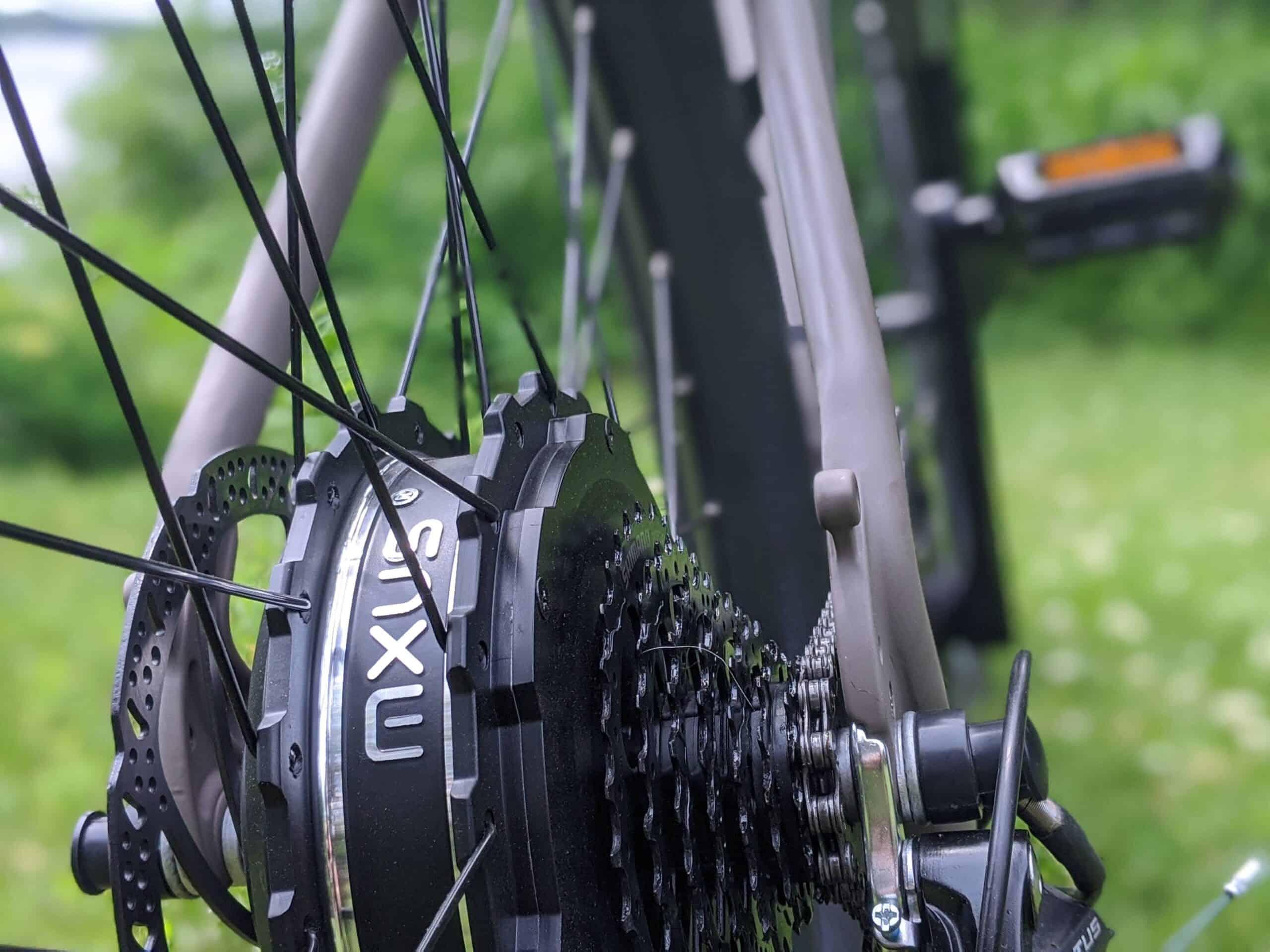 Ride1Up LMT'D Motor
