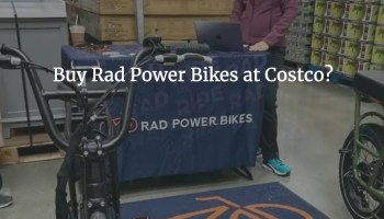 Rad Power Bikes Costco