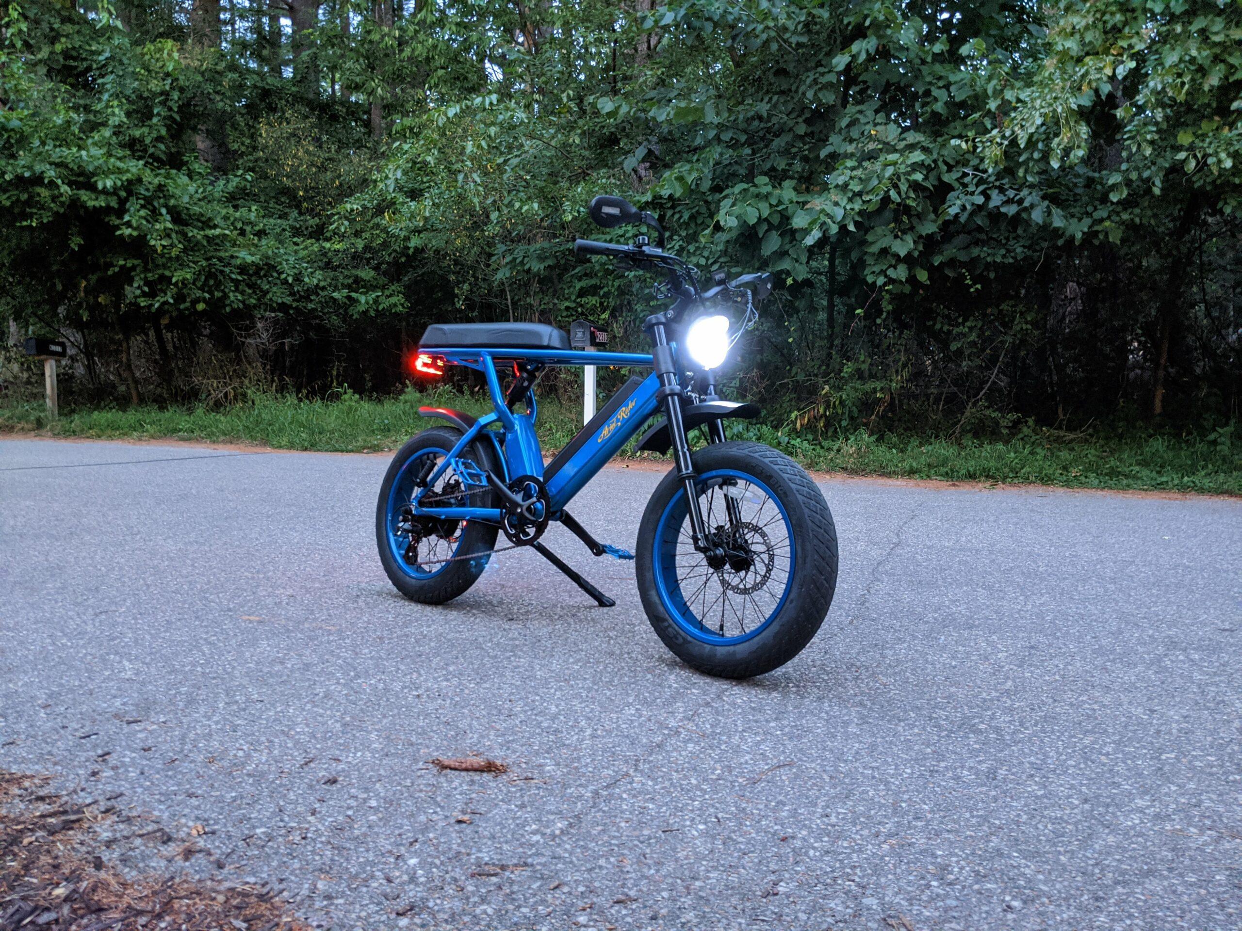 Ariel Rider X-Class Night