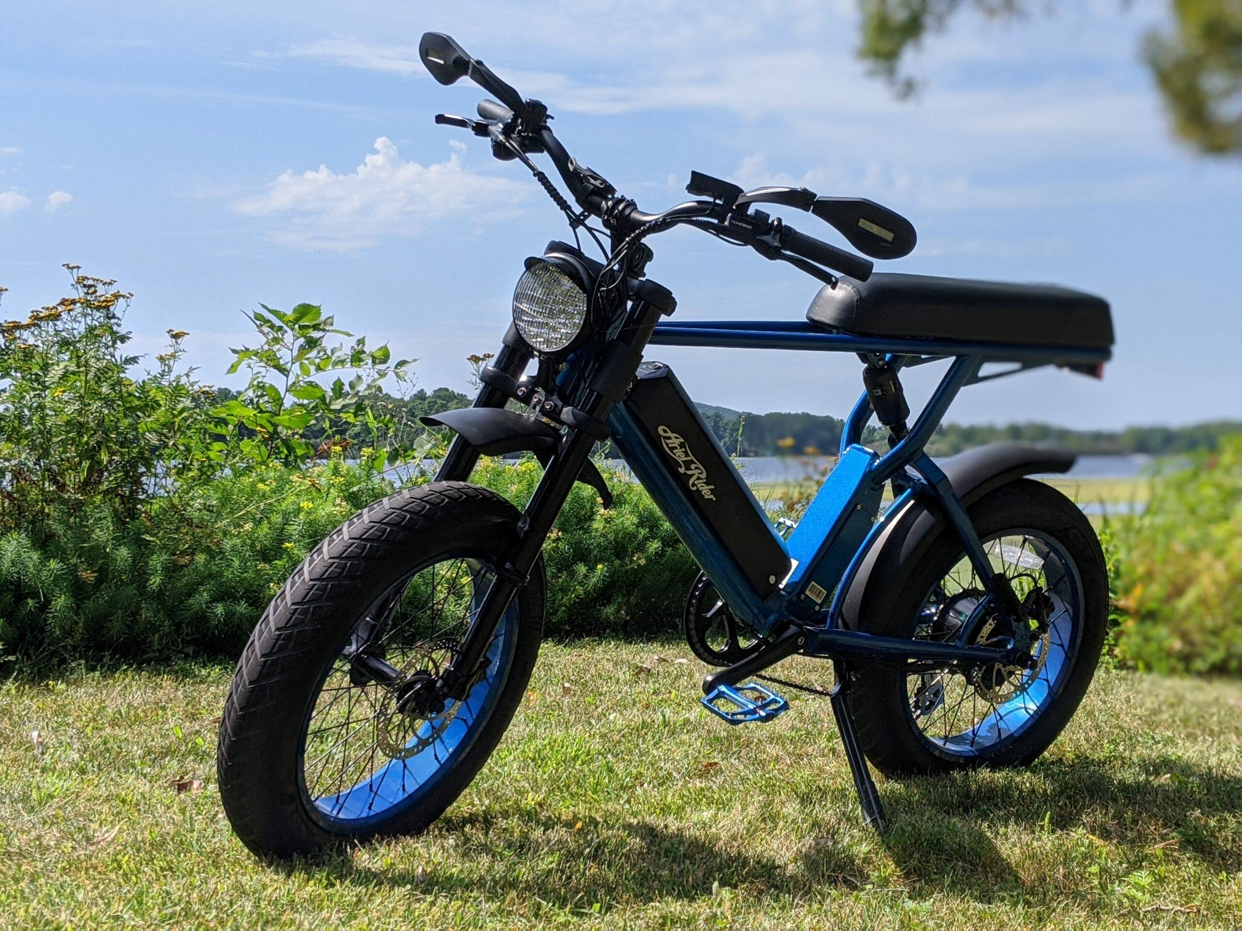 Ariel Rider X-Class Review - Blue