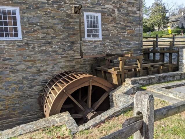 Peirce Mill in Rock Creek Park
