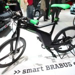 smart ebike brabus tuned 500 watts