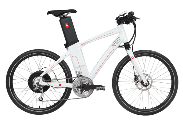 Currie tech eflow bike