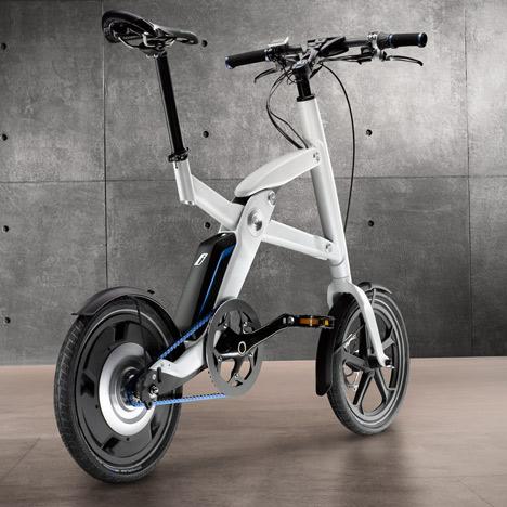 BMW electric bike