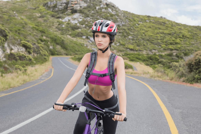 woman-fitness-ebike