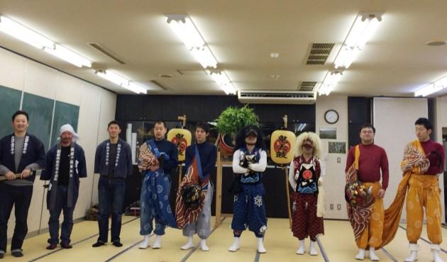 新穂中央青年会
