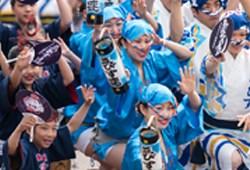 阿波踊り ゑびす連
