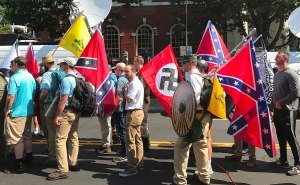 Unite the Right Rally, Charlottesville 2017