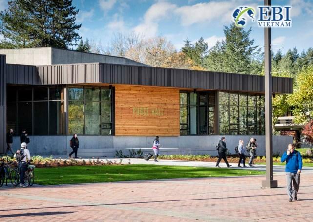 Khuôn viên cao đẳng Evergreen (Evergreen College)