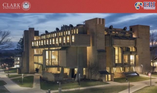 Đại học Clark tại Mỹ