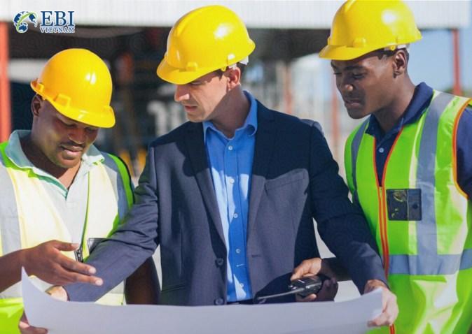 Kỹ sư xây dựng tại Mỹ