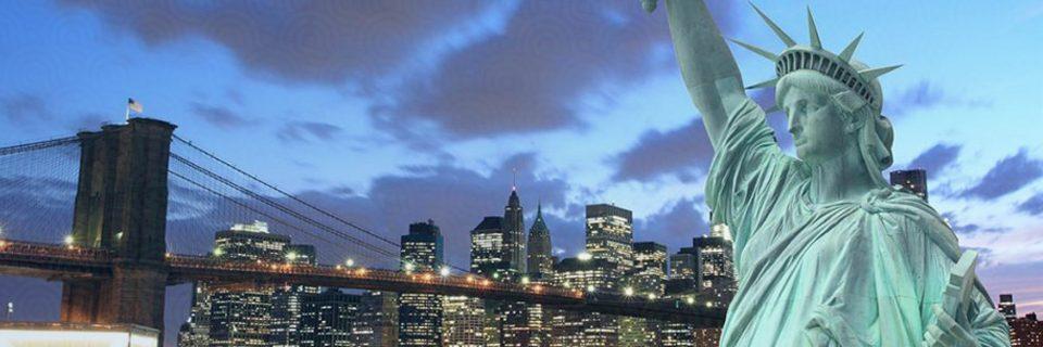 New York - cửa ngõ của những người nhập cư vào nước Mỹ