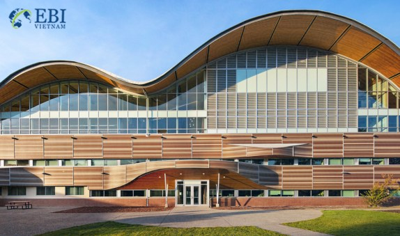 Học bổng du học Canada tại Đại học Thompson River