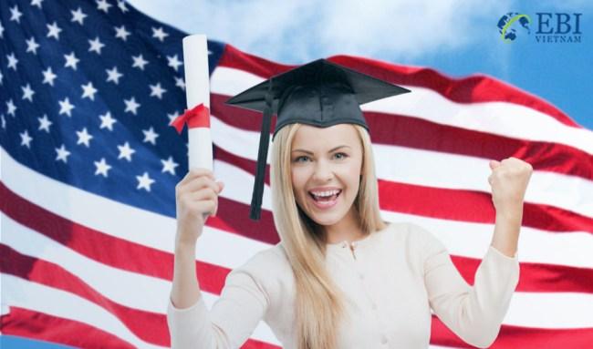 điều kiện du học Mỹ