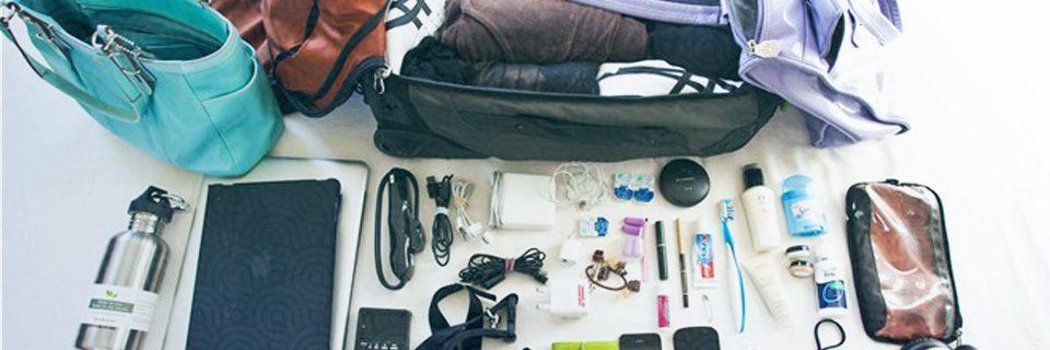 Hành lý khi du học Canada