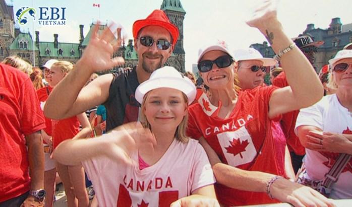 Du học Canada để cảm nhận sự đa văn hóa