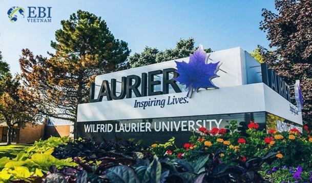Học bổng du học Canada tại Đại học Wilfrid Laurier