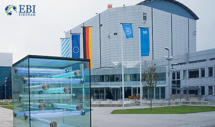 Đại học Tổng hợp Kỹ thuật Munich của Đức (TUM)