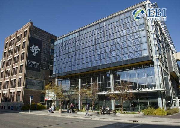 Trường cao đẳng tại Canada: Red River