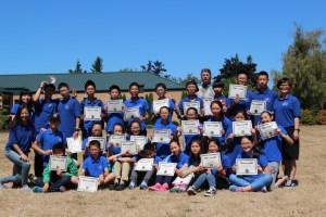 Trại hè Sunset Lake Camp 2019 Hoa Kỳ