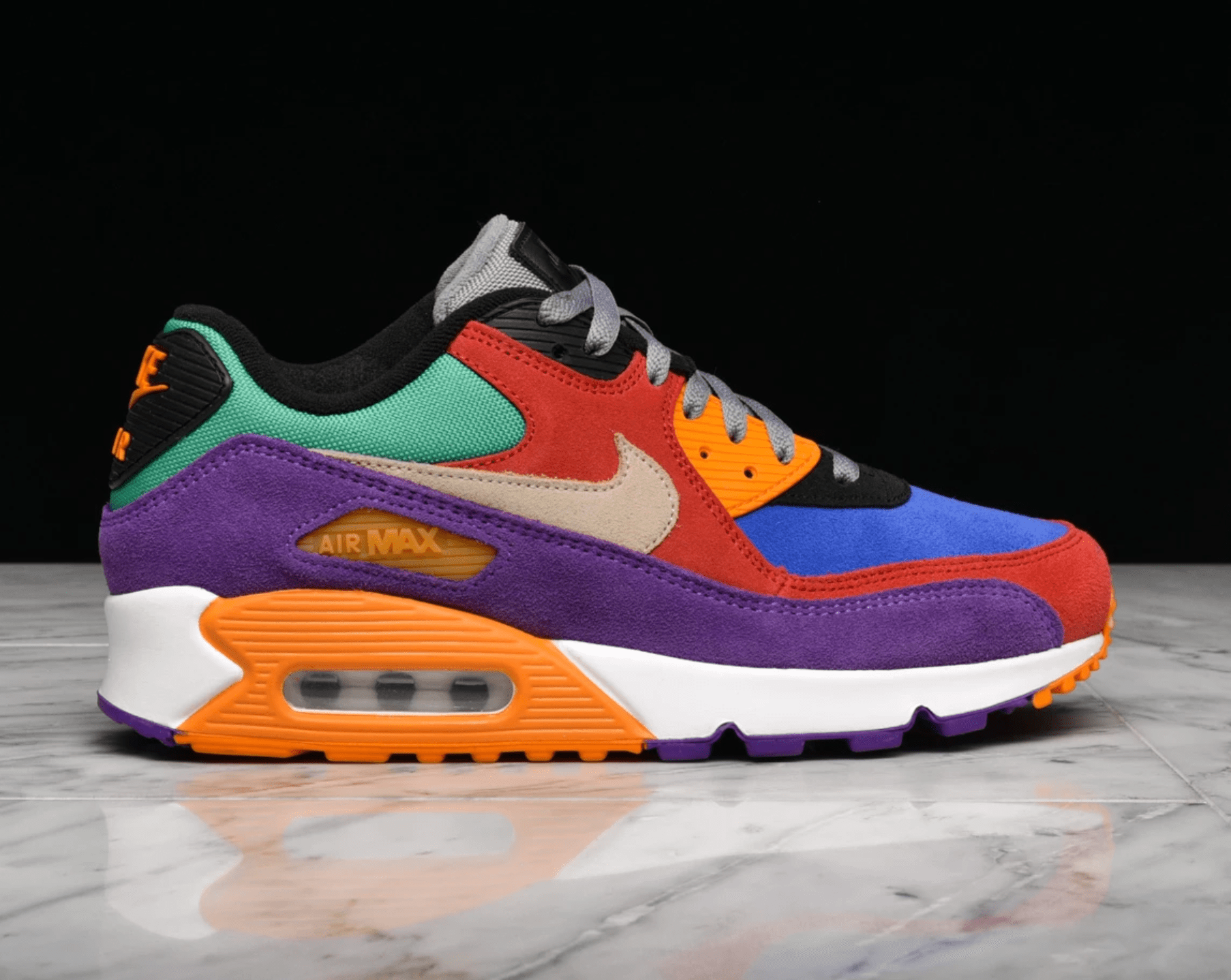 Nike Air Max 90 Hyper Grape Apparel Match |