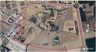 Sector PAU Las Moreras 1