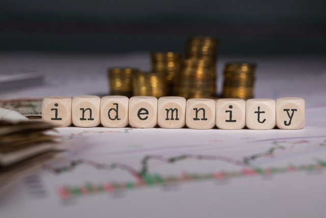 Construction Lawyers ask what is indemnity?