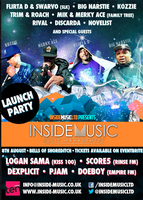 Inside Music Launch Party