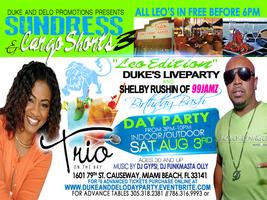 DAY PARTY, SUNDRESS AND CARGO SHORTS 3