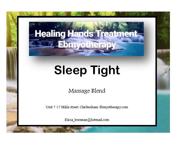 labels - Sleep Tight