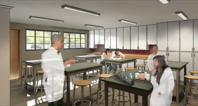 The New Science Lab