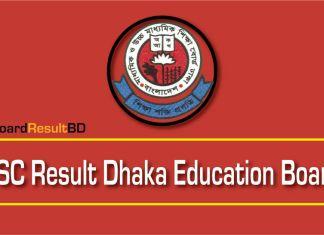 SSC Result Dhaka Education Board