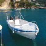 sea experience boat for rent