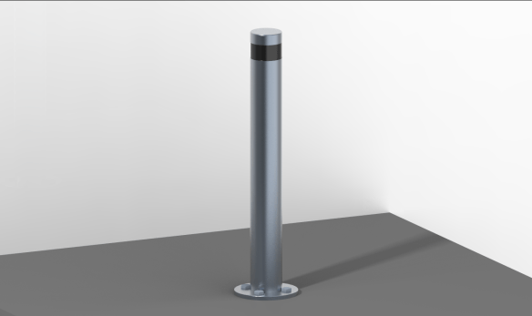 ebollard HVM Crash rated Security Bollards in Dubai - Vehicle